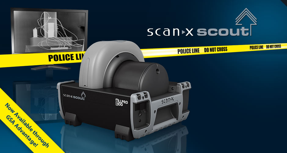 ScanX Scout - Computed Radiography System